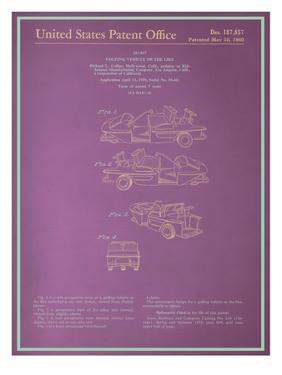 Golf Vehicle Blueprint