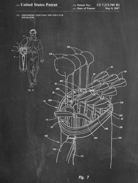 Golf Walking Bag Patent