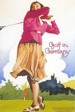 Golfing in Germany