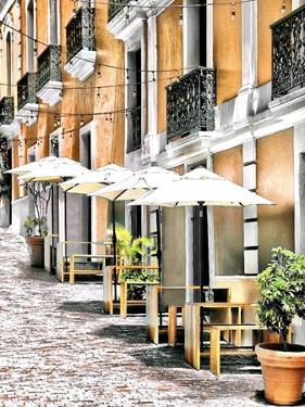 Old San Juan Siesta by Golie Miamee