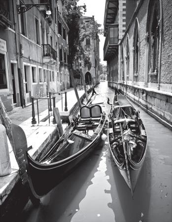 Gondola Pair, Venice