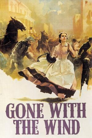 Gone With the Wind, 1939, Directed by George Cukor, Victor Fleming