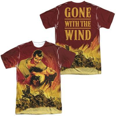 Gone With The Wind- Fire And Love (Front/Back)