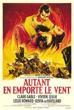 Gone With The Wind - French Style