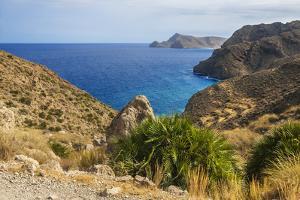 Landscape in Cabo De Gata. by Gonzalo Azumendi