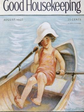 Good Housekeeping, August, 1927