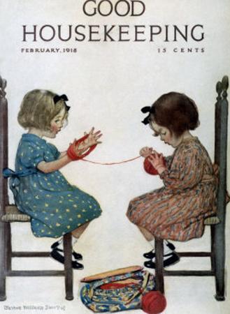 Good Housekeeping, February 1918