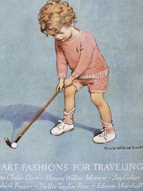 Good Housekeeping, July, 1928