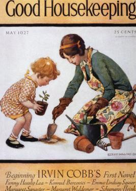 Good Housekeeping, May, 1927