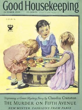 Good Housekeeping, October 1933