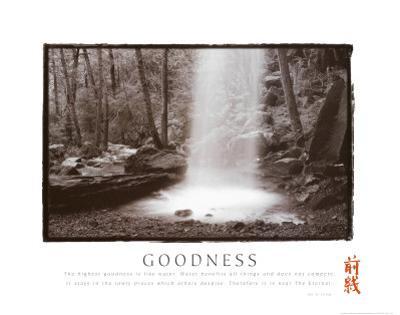Goodness: Waterfall