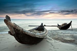 Boats by GoodOlga