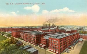 Goodrich Rubber Company, Akron, Ohio