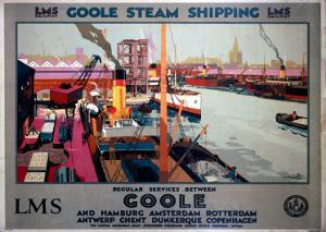 Goole Steam Shipping