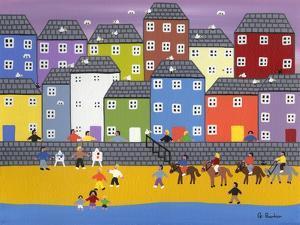Donkey Ride by Gordon Barker