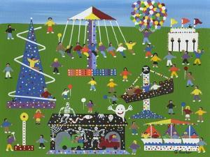 Fairgrounds by Gordon Barker