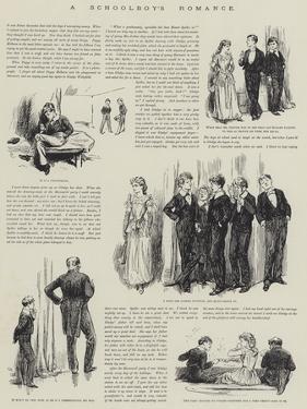 A Schoolboy's Romance by Gordon Frederick Browne