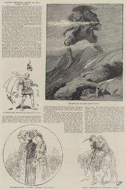 Gordon Browne's Series of Old Fairy Tales by Gordon Frederick Browne