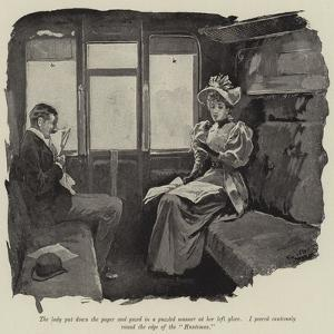 Illustration for Just a Short Story by Gordon Frederick Browne