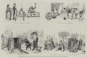 Illustrations from the Catalogue of the Royal Institute of Painters in Water-Colours by Gordon Frederick Browne