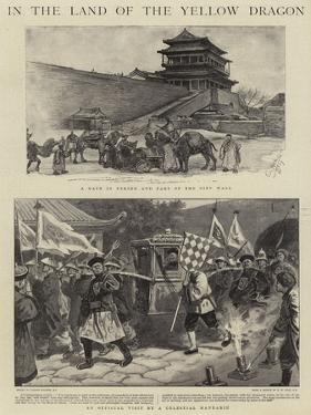 In the Land of the Yellow Dragon by Gordon Frederick Browne