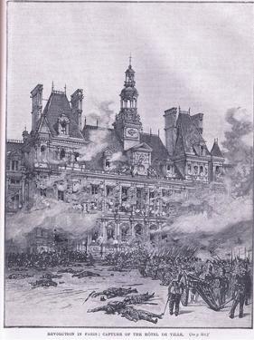Revolution in Paris by Gordon Frederick Browne