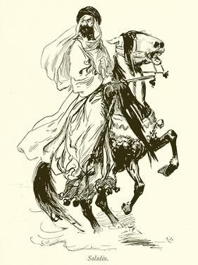 Saladin by Gordon Frederick Browne