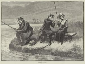 The Three Fishers by Gordon Frederick Browne