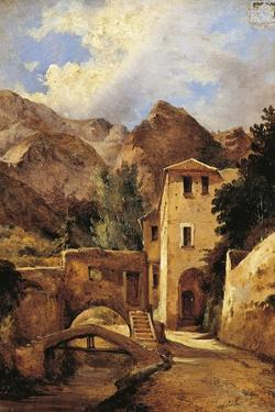 The Valley of the Mills at Mali by Gordon Frederick Browne