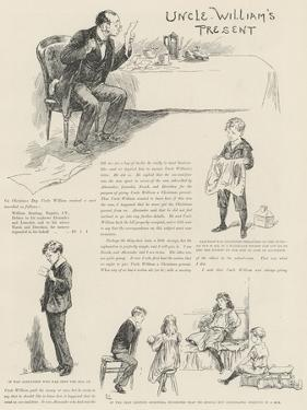 Uncle William's Present, by Barry Pain by Gordon Frederick Browne