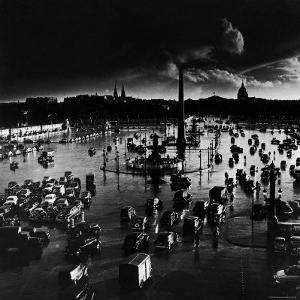 Place de La Concorde by Gordon Parks