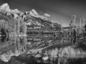Grand Teton 09 by Gordon Semmens