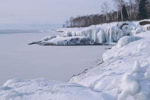 Lake Superior 23 by Gordon Semmens