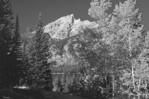 Teton 4 by Gordon Semmens