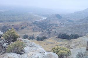 Theodore Roosevelt National Park by Gordon Semmens