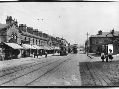Gordon Terrace, Saltaire, Metropolitan Borough of Bradford, West Yorkshire