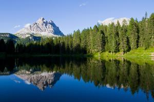 Dolomite Mountains, Italy (Unesco Natural World Heritage in Italy) by Gorilla