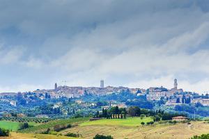 Siena, Tuscany, Italy by Gorilla