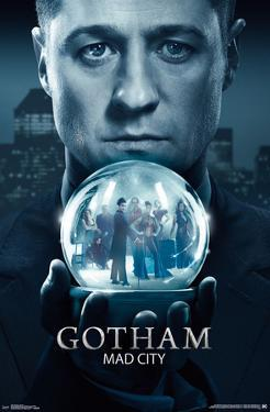 Gotham- Season 3 Mad City