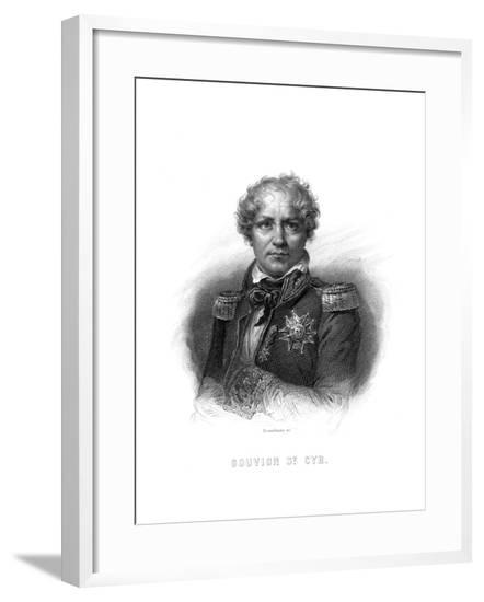 Gouvion St Cyr--Framed Giclee Print