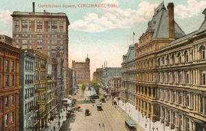 Government Square, Cincinnati, Ohio