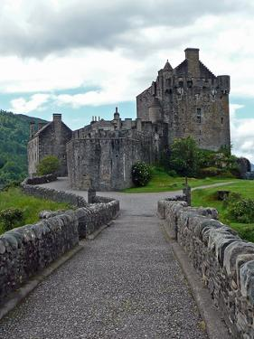 Castle In Scotland by Grab My Art