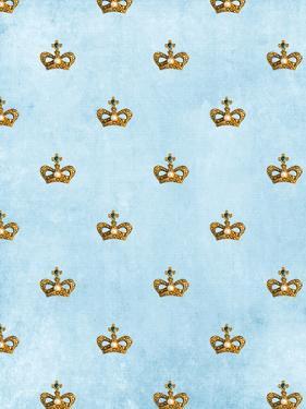 Gold Crown Vintage by Grab My Art