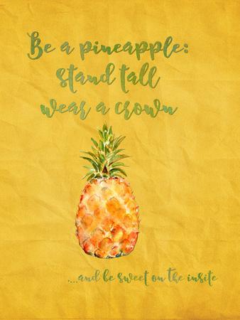 Pineapple Fruit Summer