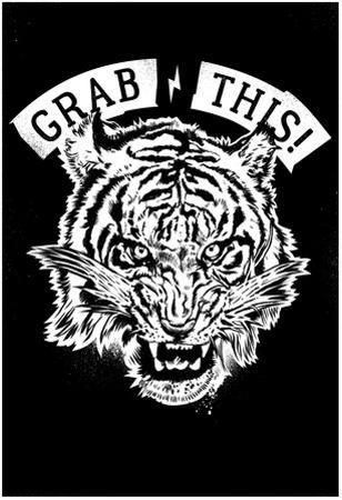 Grab This Patch (Black)