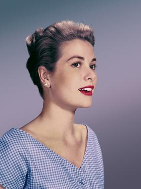 Grace Kelly in the 50's (photo)