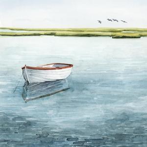 Anchored Bay I by Grace Popp