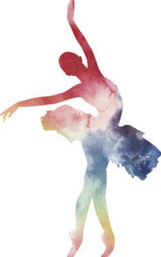 Ballerina Beam I by Grace Popp