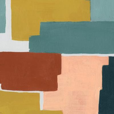 Block Abstract IV by Grace Popp