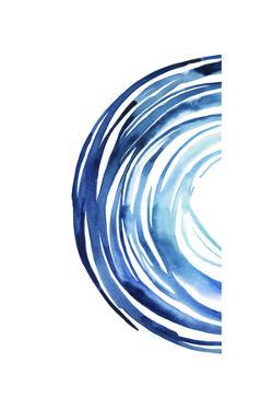 Blue Vortex I by Grace Popp